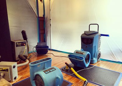 Water Damage Equipment Repair